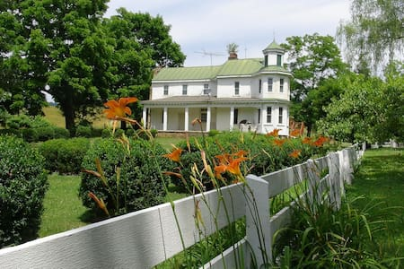 Simpers Retreat House - Delaplane