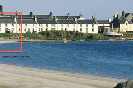 Peaceful seaside home on Islay - Port Ellen - Hus