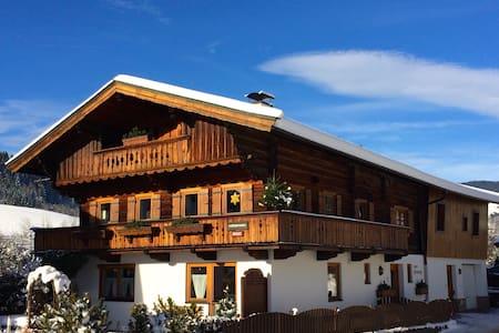 Haus Krunegg - Kirchberg in Tirol - Apartemen