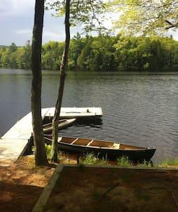 Quiet Maine Cabin Getaway - Ház