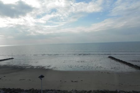Sea in front of you Like on a boat - Agon-Coutainville - Apartment
