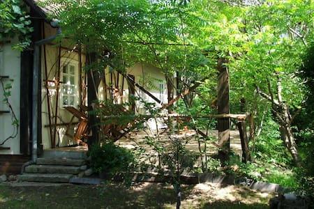 Typisches Spreewaldhaus (aH) - Casa