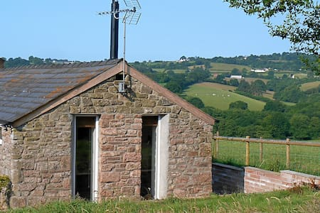 Small barn with fabulous views - Chepstow - Other