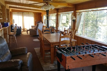 Lake front cabin on half acre!! - Granby - Cabaña
