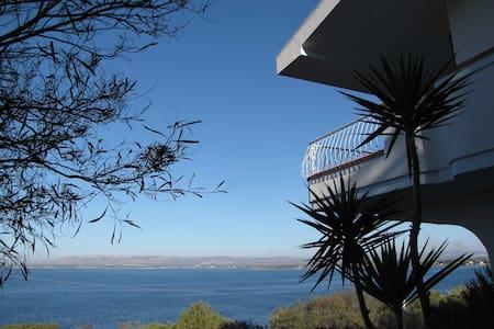 villa overlooking the sea, Siracusa - Syracuse - Villa
