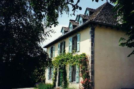 La maison de Toursac à  Polminhac - Polminhac - Hus