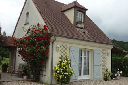"""L'Avenir""  B&B près de Giverny - Bed & Breakfast"