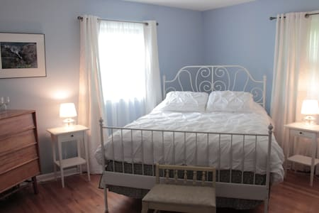 Relaxing Retreat with Spa Services near New Paltz - New Paltz - Bed & Breakfast