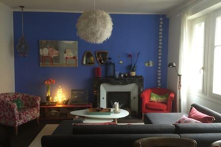 Bel appartement au coeur de St Malo - Apartemen