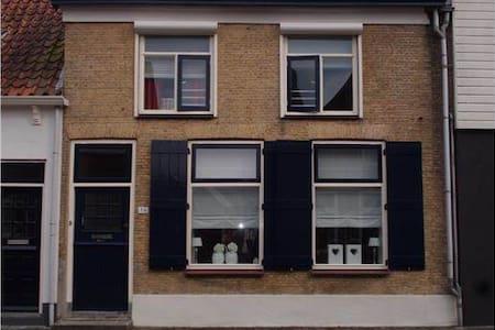 karakteristieke woning oude tonge - Oude-Tonge - Rumah