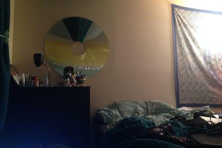 Spacious room in Crown Heights