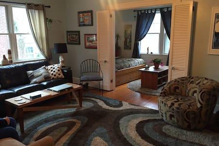 Cozy room in Huntington Village - Huntington - Maison