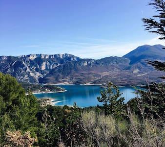 Loft en Provence - Moustiers-Sainte-Marie - Loft