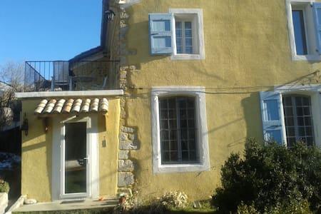 Maison seigneuriale château Nibles - Rumah