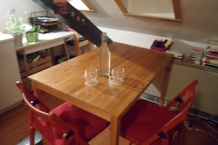 gemütliche Wohnung in Hannover-Mitte - Appartement