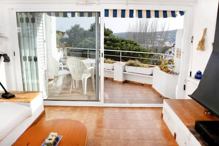 Sunny, Cosy, Central with Parking! - Cadaqués - Apartment