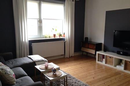 Gemütliche Wohnung/Cosy apartment - Braunschweig - Lägenhet