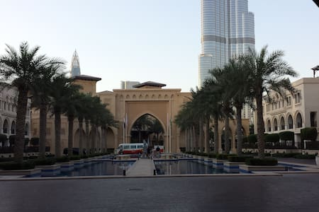 Luxury Apartment in Downtown Dubai! - Dubai - Apartment