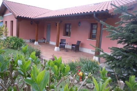 Casa con encanto a orilla del Pas - Hus