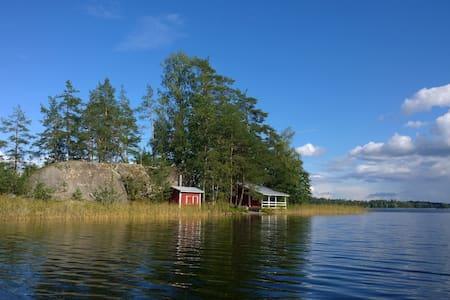 Summer cottage on an island - Savonlinna - Island