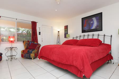 Lg studio near Beach / Downtown #7 - Lauderdale-by-the-Sea