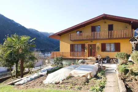 Herbal Rooms Homestay in Soca valley - Deskle - Haus