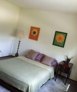 Private room with cul-de-sac View - Lake Villa - Hus
