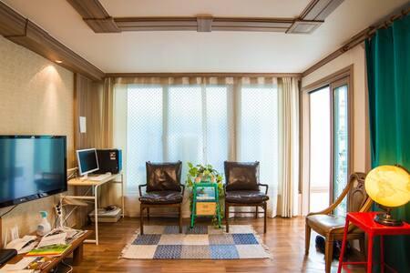 독채 빌려 쓰기 (flat rental) - Casa