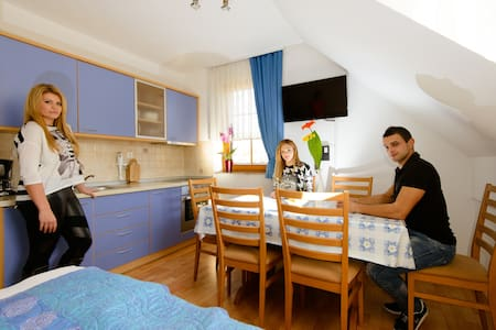 Apartment in Turizem Loka B&B - Penzion (B&B)