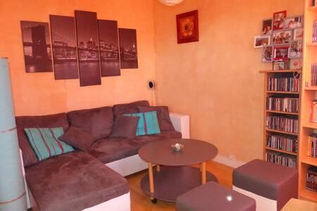 Appartement 3 pièces proche gare (centre-ville) - Besançon - Wohnung