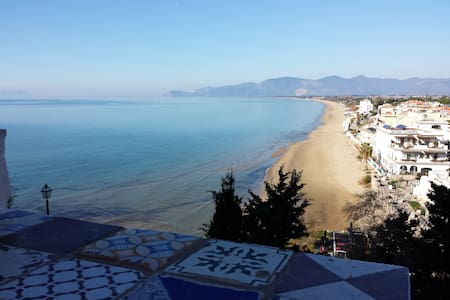 Romantic getaway in Sperlonga - Apartmen