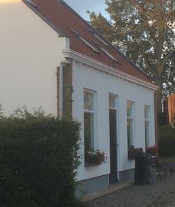 Huis van Anna, ruimte rust comfort - Kloosterzande - Huis