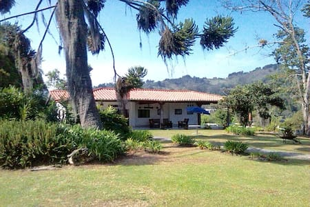 Casa Campestre Palomares - Bed & Breakfast