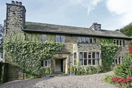 Large Detached House in Yorkshire - Hus