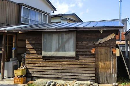 Farmer's Self build little cottage - House