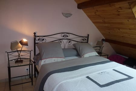 Chambres : charme & montagne - Bed & Breakfast