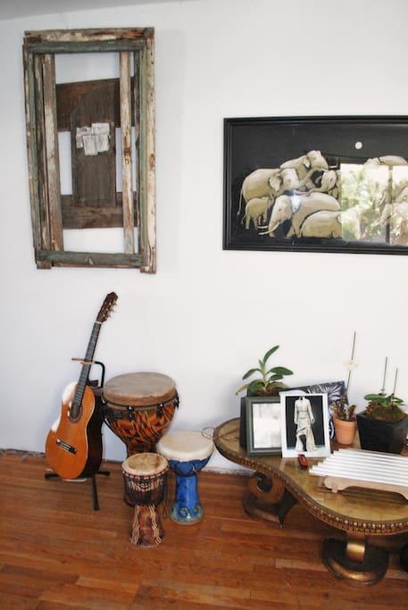 Artist Home / Garden / Retreat