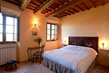 Double room with private bathroom - Radda in Chianti - Bed & Breakfast