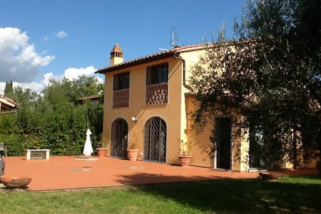Private room in villa, Florence  - Bagno A Ripoli - Bed & Breakfast