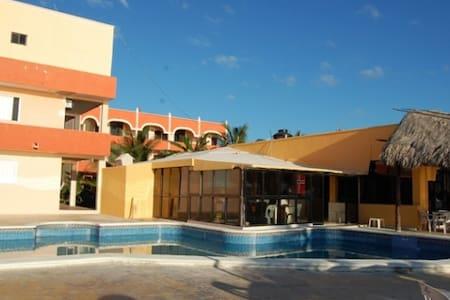 Hotel Ojo de Agua - Ocean View