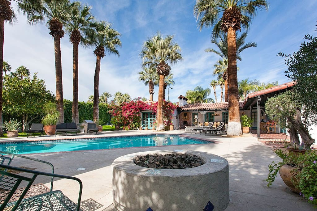 Lucy house houses for rent in palm springs for The lucy house palm springs