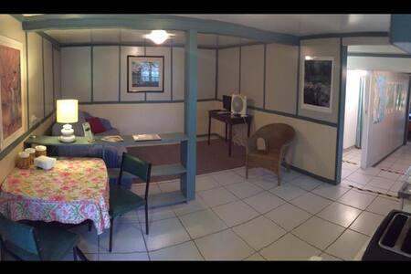 Lovely apartment in Queenslander - Yungaburra - Bed & Breakfast