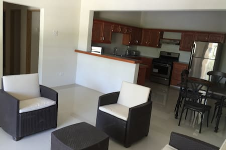 "Newly Renovated ""LamajCourt Apt. # 4"" - Bridgetown - Apartment"