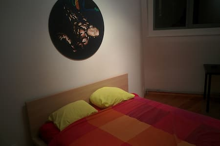 Cozy room in the center of Leuven-quiet area - Townhouse