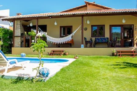 Casa Aconchegante com piscina em Condomínio - Tibau do Sul  - Lägenhet