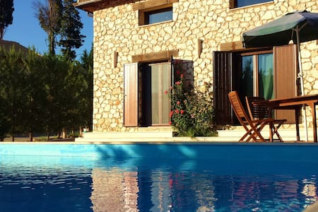 Villa Acqua with private pool! - Μαραντοχώρι