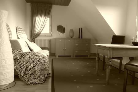 Lieblingswohnung mit Dachterrasse - Ludwigsburg