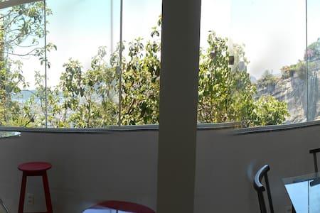 Bright 2 Bedroom View of Sugarloaf  - Rio de Janeiro - Apartment