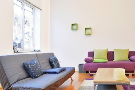 Appartement Tokyo Brasil mit Balkon