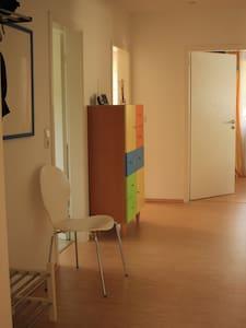 Etagenwohnung mit herrlichem Blick - Apartment